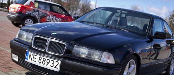 FURA 20 - BMW czarne
