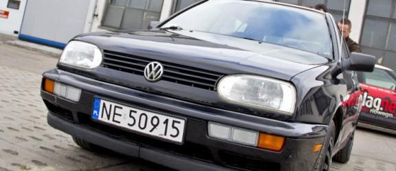 FURA 24 - VW Golf III