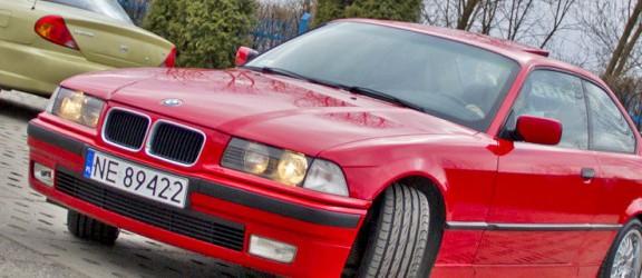 FURA 28 - BMW czerwone