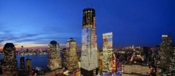 Taki widok można zobaczyć z nowego World Trade Center