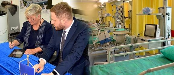 SOR w Elblągu jak nowy za blisko 11 mln zł. Rocznie obsłuży około 40 tys. pacjentów (+ zdjęcia)