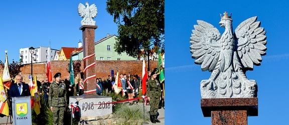 Pasłęk. Uroczyste odsłonięcie Pomnika Niepodległości (+ zdjęcia)