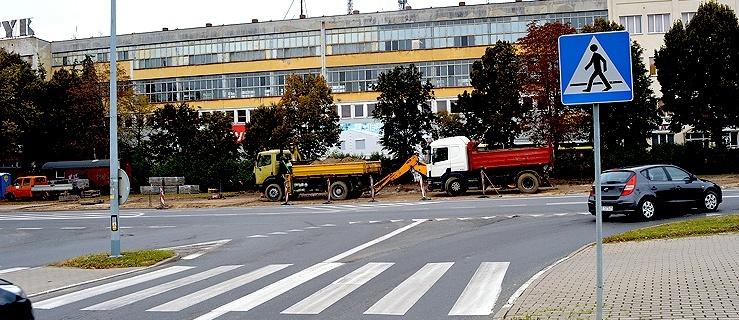 Elbląg. Rozpoczęły się prace przy przebudowie skrzyżowania Królewiecka - Kościuszki