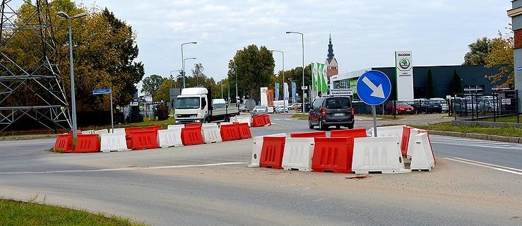 Elbląg. Budują Castoramę i przebudują skrzyżowanie Żuławskiej i Warszawskiej