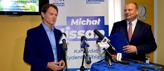Bogusław Tołwiński ma pomysł na sport w Elblągu