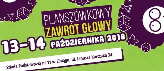 Elbląska szkoła będzie gościć największą planszówkową imprezę w województwie!