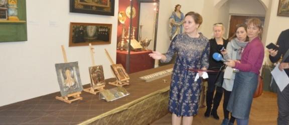 Rzymskie monety i ikony z Gronowa trafiły do muzeum