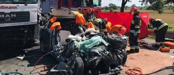 Śmiertelny wypadek. Elbląscy policjanci poszukują świadków