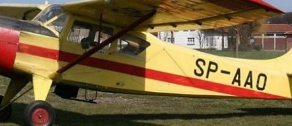 Aeroklub Elbląski apeluje: wpłać na remont samolotu do szkolenia mistrzów w szybownictwie