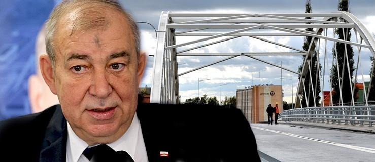 Poseł Jerzy Wilk zabiera głos w sprawie wiaduktu