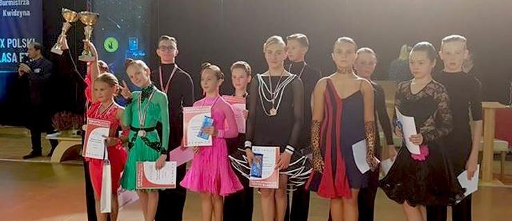 Kolejne medale tancerzy EKT Jantar