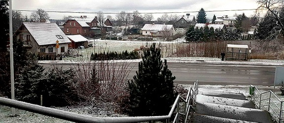 """Nasz Czytelnik: """"W Milejewie spadł śnieg."""" Jaka jest prognoza pogody na najbliższe dni?"""