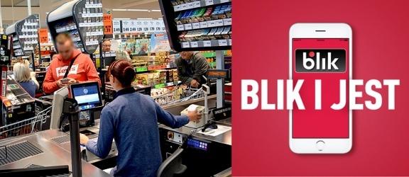 Zapłacisz BLIK-iem za zakupy w Lidlu. Polski system płatności wchodzi do kolejnej sieci handlowej