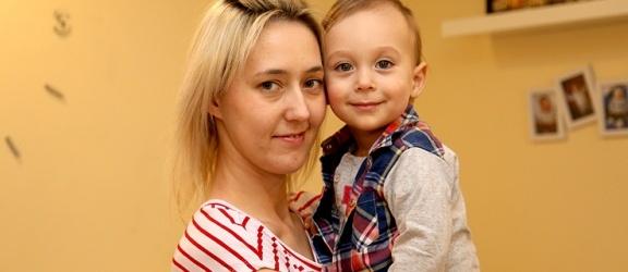 Poznajcie Kajetana Jurczyka – najmłodszego w Elblągu wolontariusza WOŚP