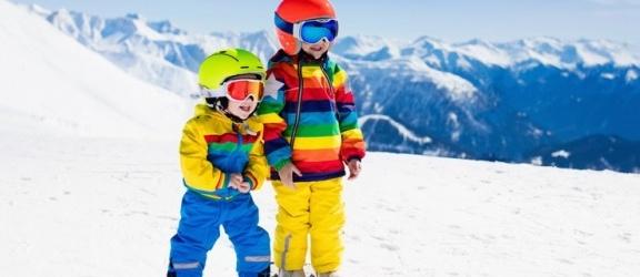 Mamo, przygotuj malucha na wyjazd na narty