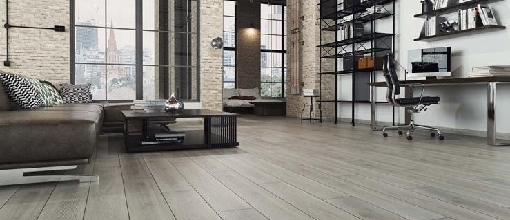 Modne panele podłogowe i podłogi 2019