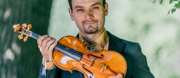 Koncert ze stradivariusem, skrzypcową legendą