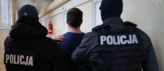 Zagadka napadu w powiecie nowodworskim rozwiązana w Elblągu