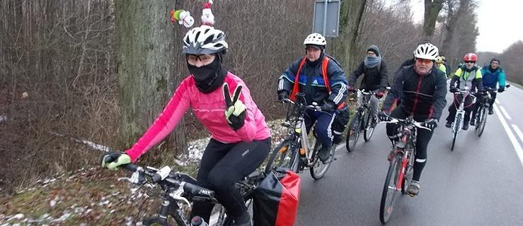 Miejska wycieczka rowerowa do...grodziska Cholin!