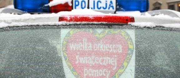 Elbląscy i olsztyńscy policjanci będą czuwali nad bezpieczeństwem podczas wielkiego grania