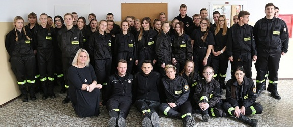 Drużyny pożarnicze ZSTI. Wolontariat jest ich pasją i codziennością (+ zdjęcia)