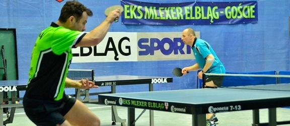 W sobotę grand prix Elbląga w tenisie stołowym