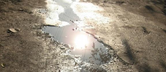 Elbląg. Mieszkańcy skarżą się na fatalny stan ul. Lotniczej