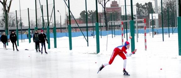Ty także możesz zostać mistrzem łyżwiarstwa szybkiego!