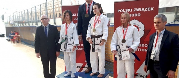 Wysokie miejsca zawodników MKS Truso na mistrzostwach Polski juniorów U-21 w judo
