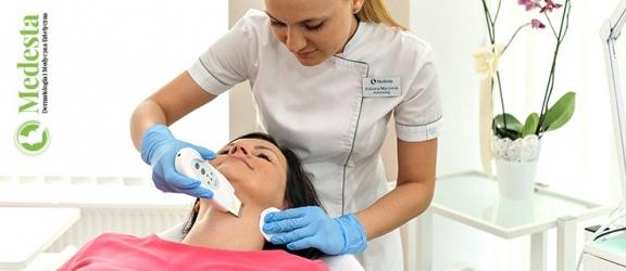 Trądzik młodzieńczy zabiegi u kosmetyczki i kosmetologa - część 3.
