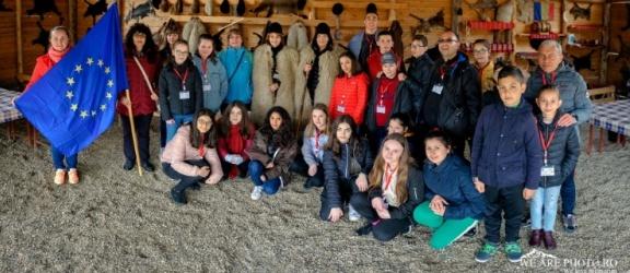 Uczniowie i nauczyciele SP nr 11 z wizytą w Rumunii