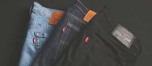 Spodnie Levi's – dlaczego uwielbiamy jeansy?