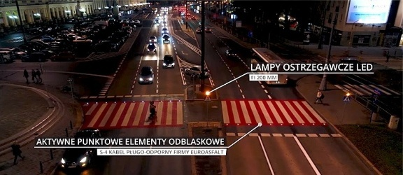 Dwa niebezpieczne przejścia dla pieszych w Elblągu zostaną przebudowane