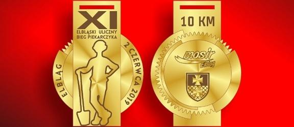 Koszulki i medale na Bieg Piekarczyka gotowe