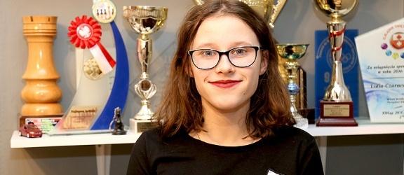 Jest jedną z najlepszych szachistek w Polsce. Pomóż Lidii Czarneckiej pojechać na mistrzostwa Europy (+ zdjęcia)