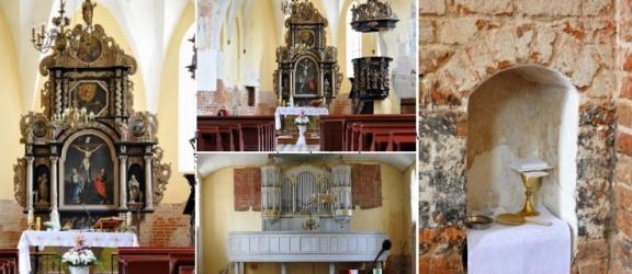 Gotycki kościół w Mariance celem kolejnej Miejskiej Wycieczki Rowerowej