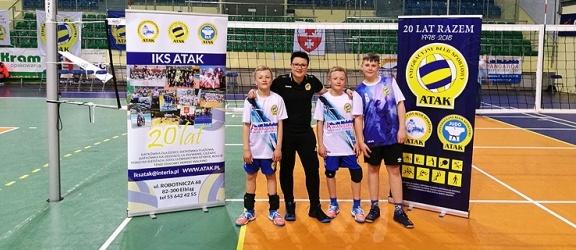 Turniej siatkówki Kinder+Sport