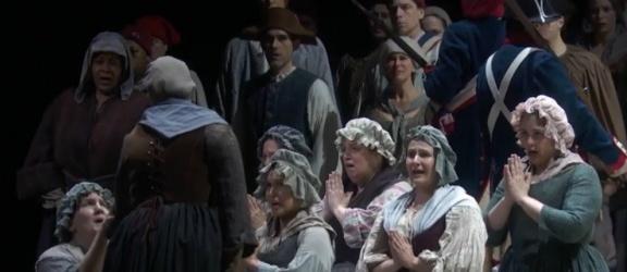 The Metropolitan Opera Live. Dialogi Karmelitanek
