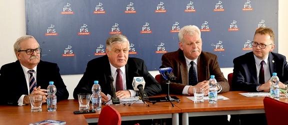 Poseł Krzysztof Jurgiel w Elblągu. Najważniejszy jest rozwój infrastruktury