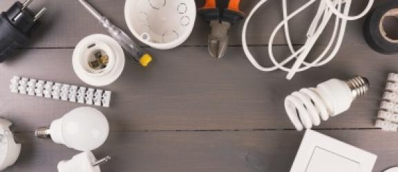 Akcesoria elektryczne dla domu i firmy