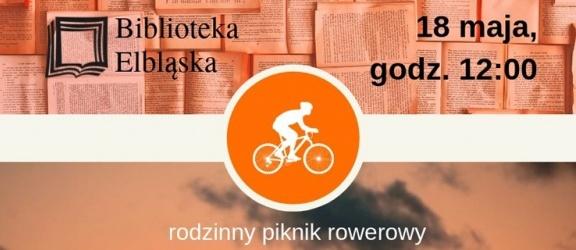 Biblioteka Elbląska zaprasza na rajd rowerowy