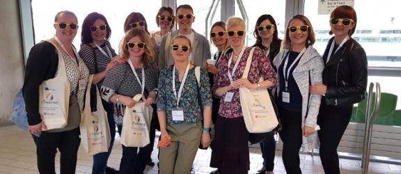 SP nr 11 wśród pionierów programu eTwinning na konferencji w Dublinie