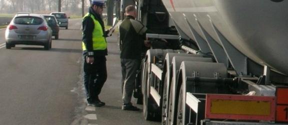 Elbląg: Dziś kierowcy ciężarówek i autobusów pod specjalnym nadzorem