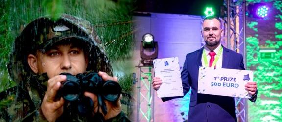 Funkcjonariusz Placówki Straży Granicznej w Braniewie zwycięzcą konkursu fotograficznego Agencji Frontex