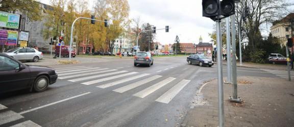 Miasto odnawia poziome oznakowanie ulic na drogach wylotowych i w centrum
