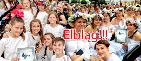 Trzy zespoły z Elbląga na podium prestiżowego międzynarodowego festiwalu piosenki i tańca!