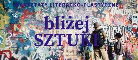 """Warsztaty literacko-plastyczne w Bibliotece Młodego Czytelnika """"Bulaj"""""""