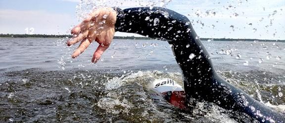 """Bezpłatny warsztat pływacki """"Open Water – Nawigacja''"""