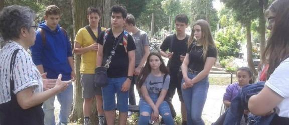 Elbląg.  Prawdziwa historia podczas spaceru po cmentarzu Agrykola (+zdjęcia)