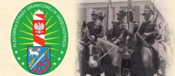 Uroczystość nadania imienia Placówce Straży Granicznej w Grzechotkach